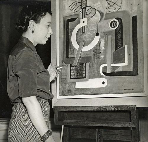 Irene Rice Pereria, c. 1935