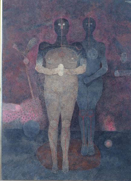 """""""Dos Mujeres,"""" 1981"""