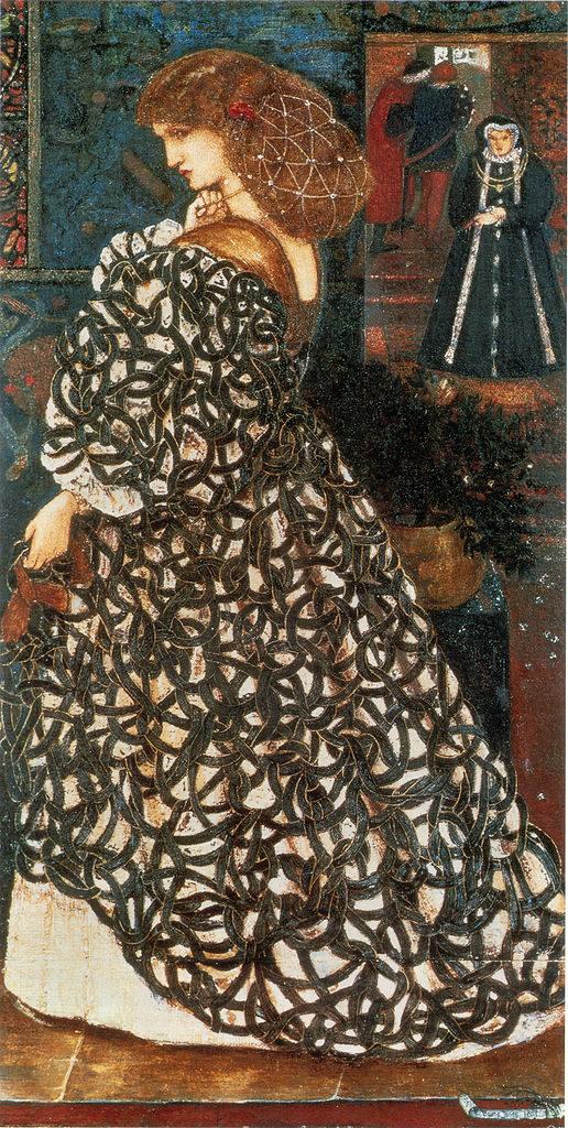 """""""Sidonia von Bork,"""" 1860"""