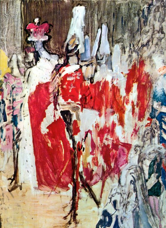 "Detail from ""In The Street,"" 1959"