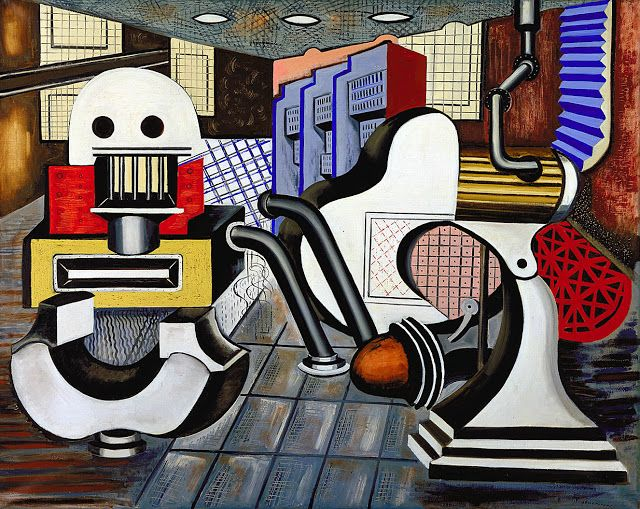 """Machine Composition,"" 1937"