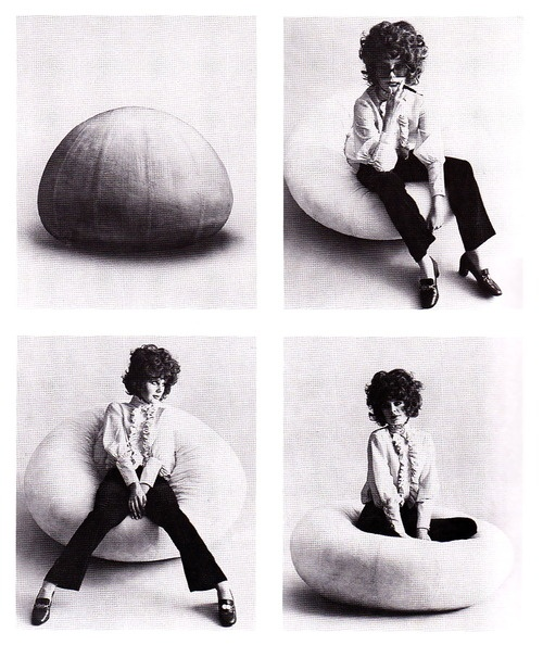"Dean's ""Sea Urchin Chair"""