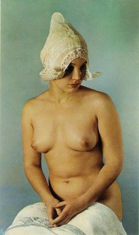 """The Dutch Girl,"" 1936"