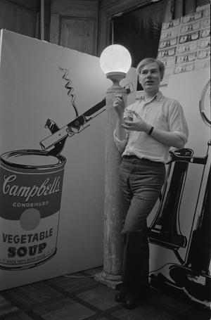 Warhol, 1962