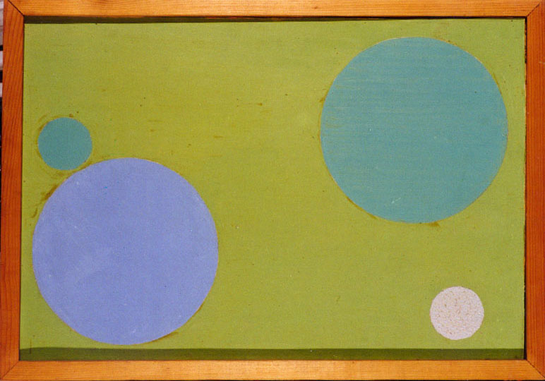 """Four Circles,"" 1947"