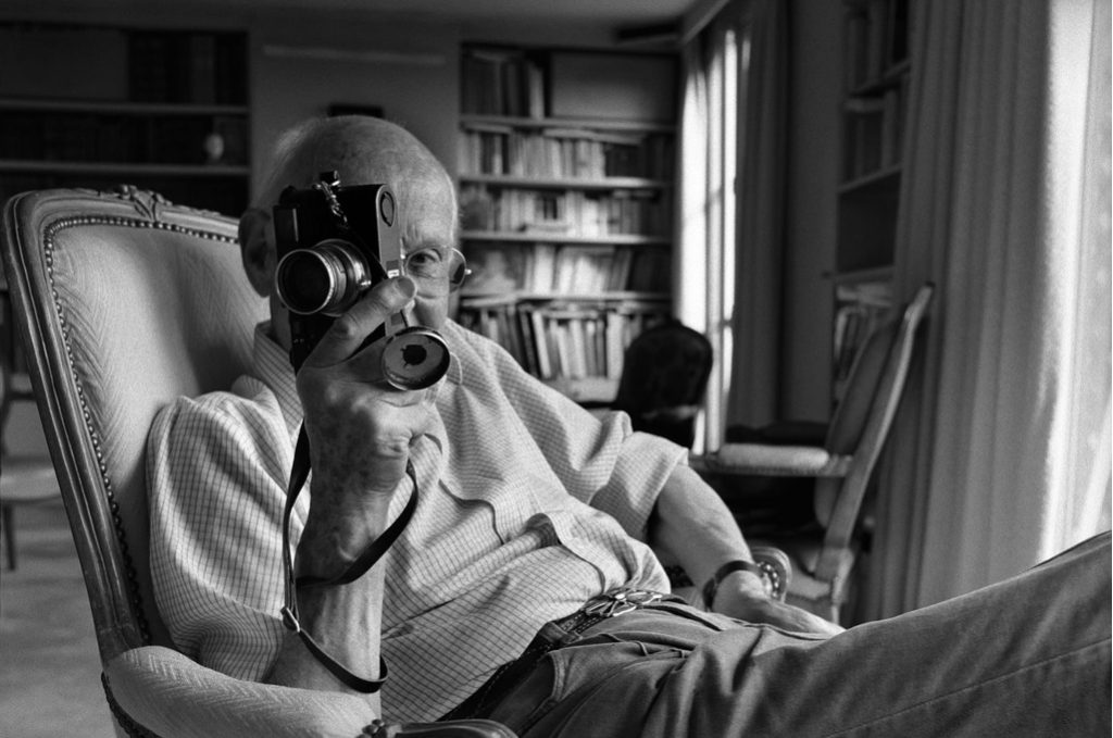 Henri-Cartier-Bresson-photographer