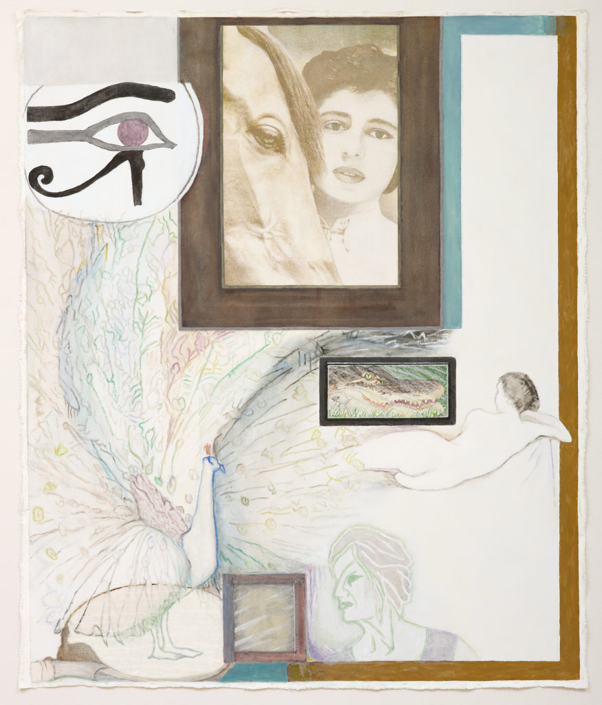 """""""Altar Of The Egos,"""" 19"""