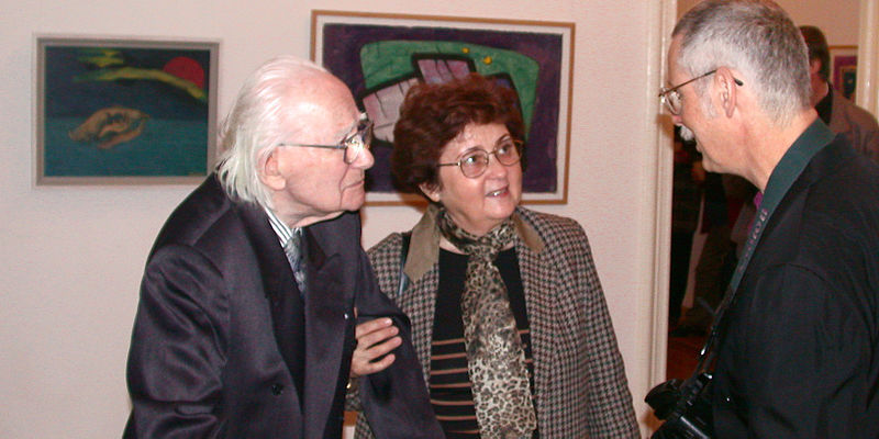 Tamás and Éda, 2002