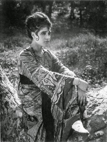 Modotti Tiger's Coat