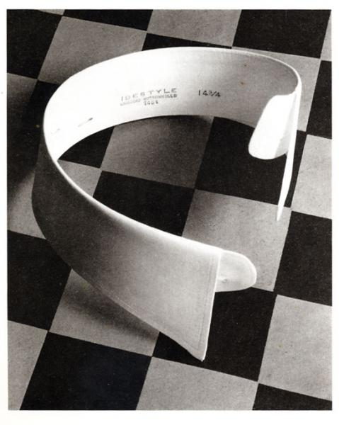 """Ide Collar,"" 1922"