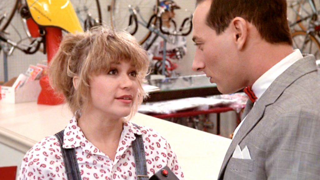 Dottie and Pee-wee