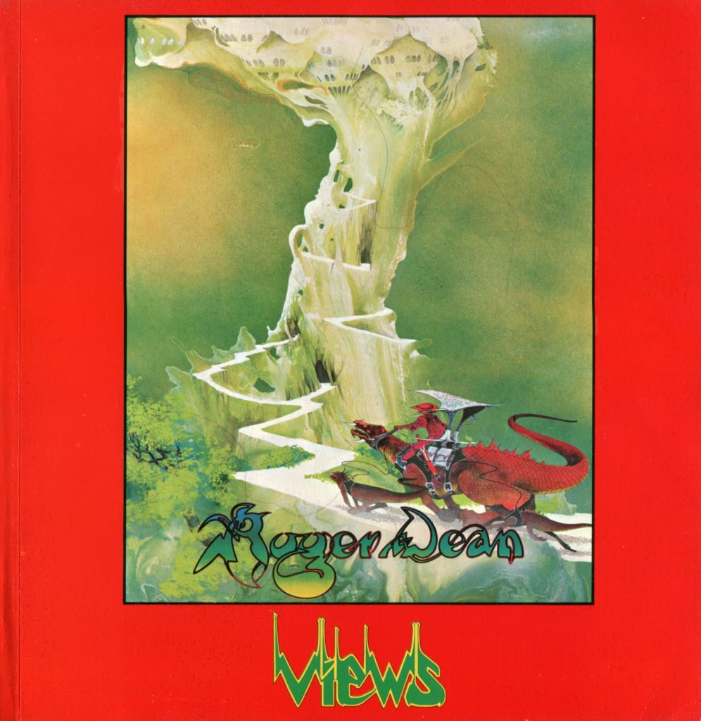 Roger Dean Views 1 (cover)