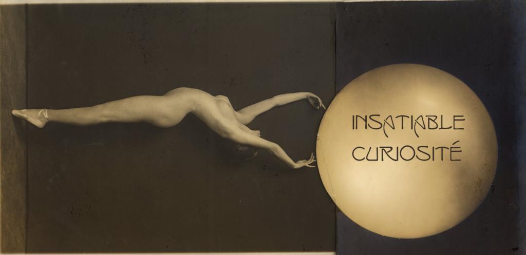 """""""Insatiable Curiosité,"""" n/d"""