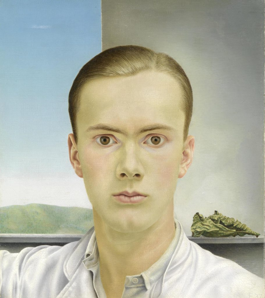 Self portrait, 1937