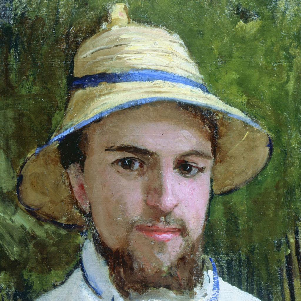 Self portrait, 1874