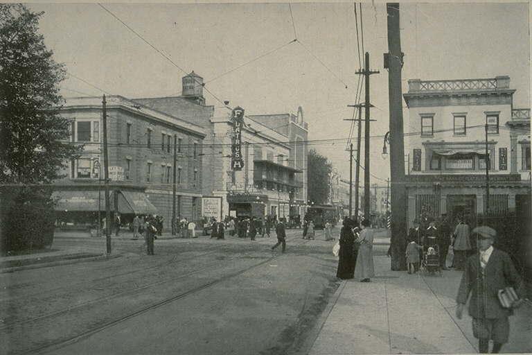 Brooklyn, 1918