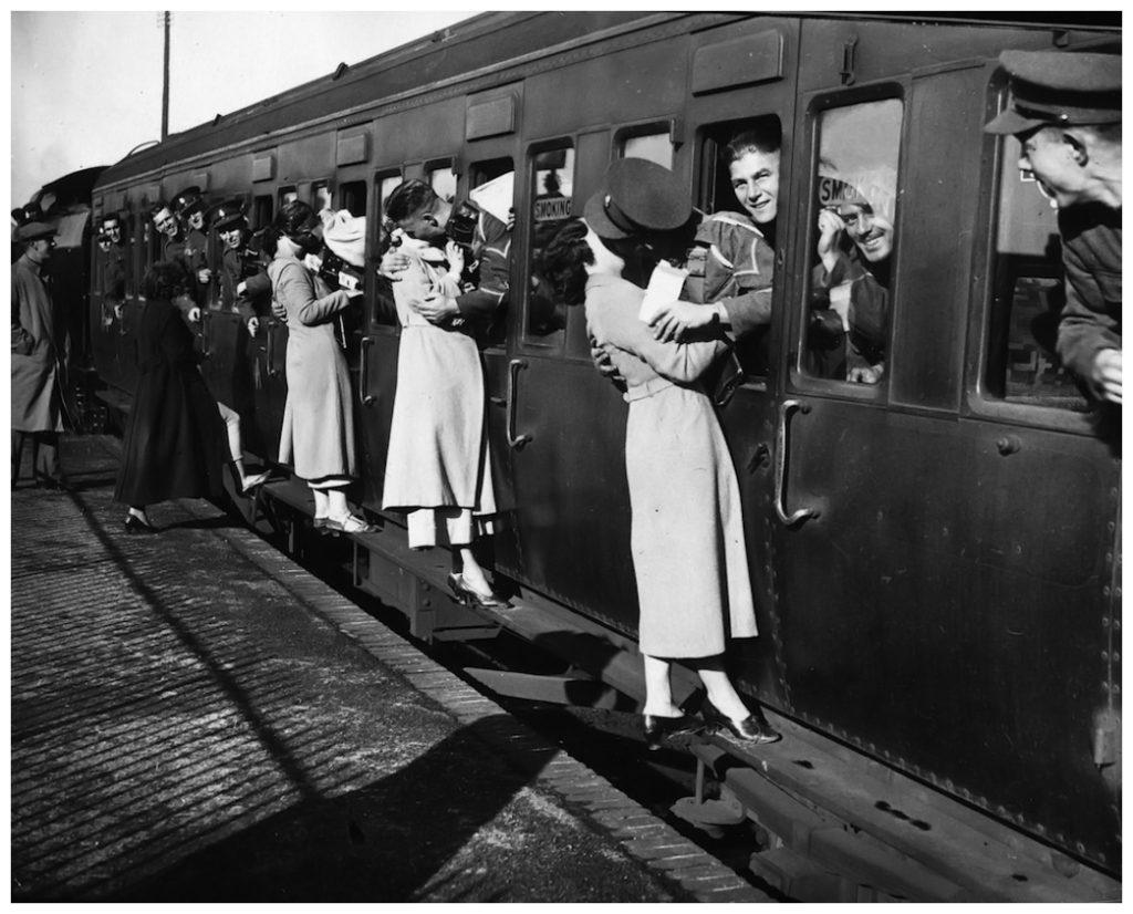 1935, London