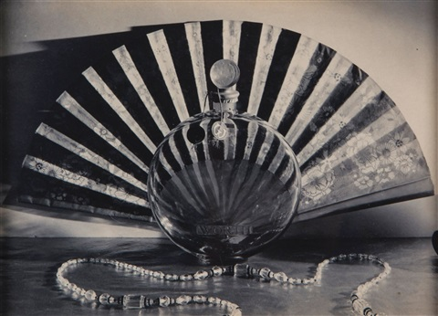 """""""Necklace, Fan, Perfume,"""" 1925"""