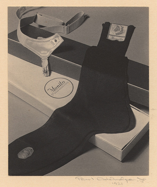 """Socks And Gear,"" 1921"