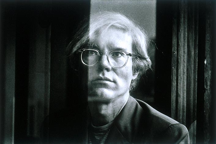 Warhol's life and art were permanently altered by the rash act of a mentally ill person with a gun