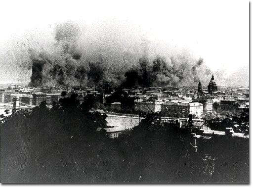 Bombing of Budapest, 1944