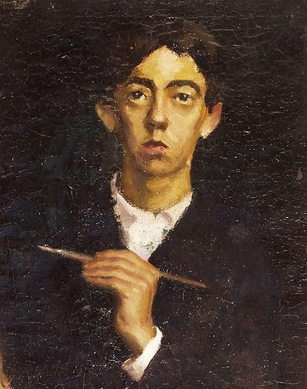 Self Portrait, c. 1900