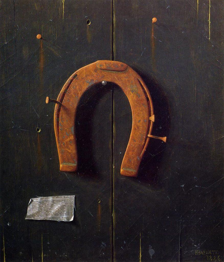 """The Golden Horseshoe,"" 1886"