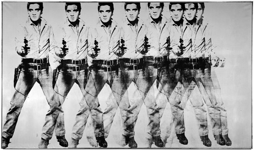 """Eight Elvises,"" 1963"