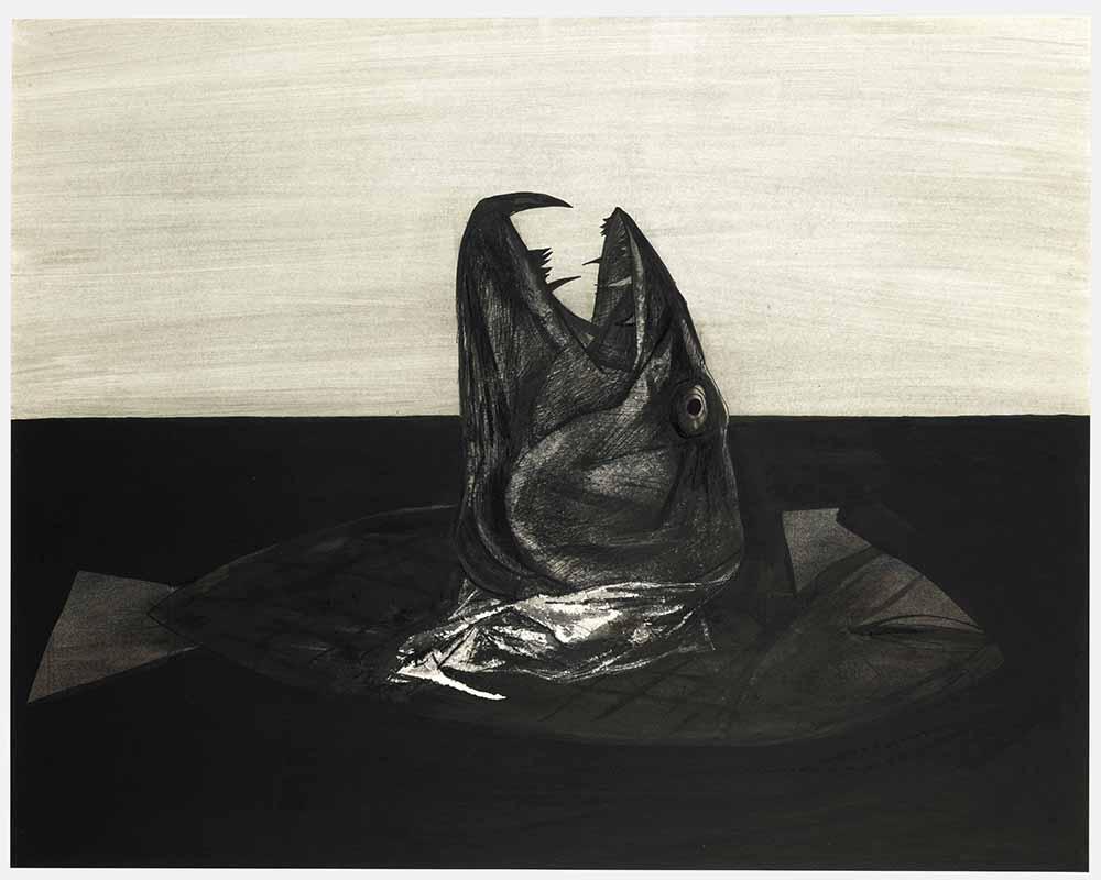 """Fish Head,"" 1952"