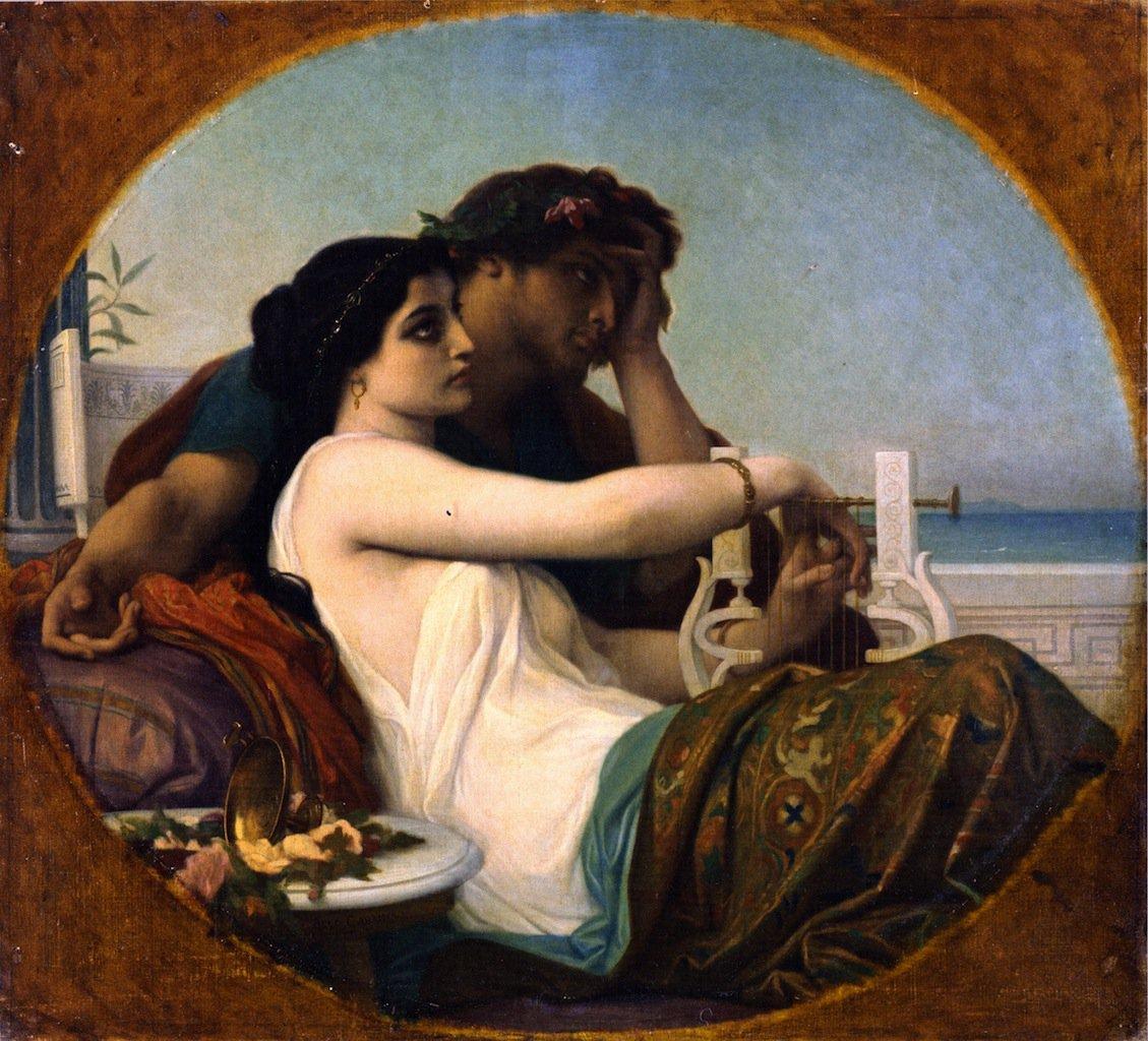 Alexandre Cabanel [French Academic Painter, 1823-1889]