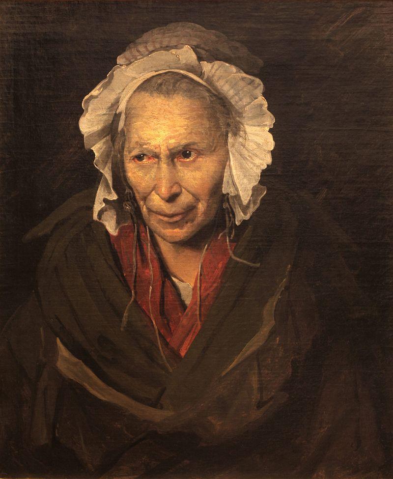 """""""Insane Woman,"""" 1822"""