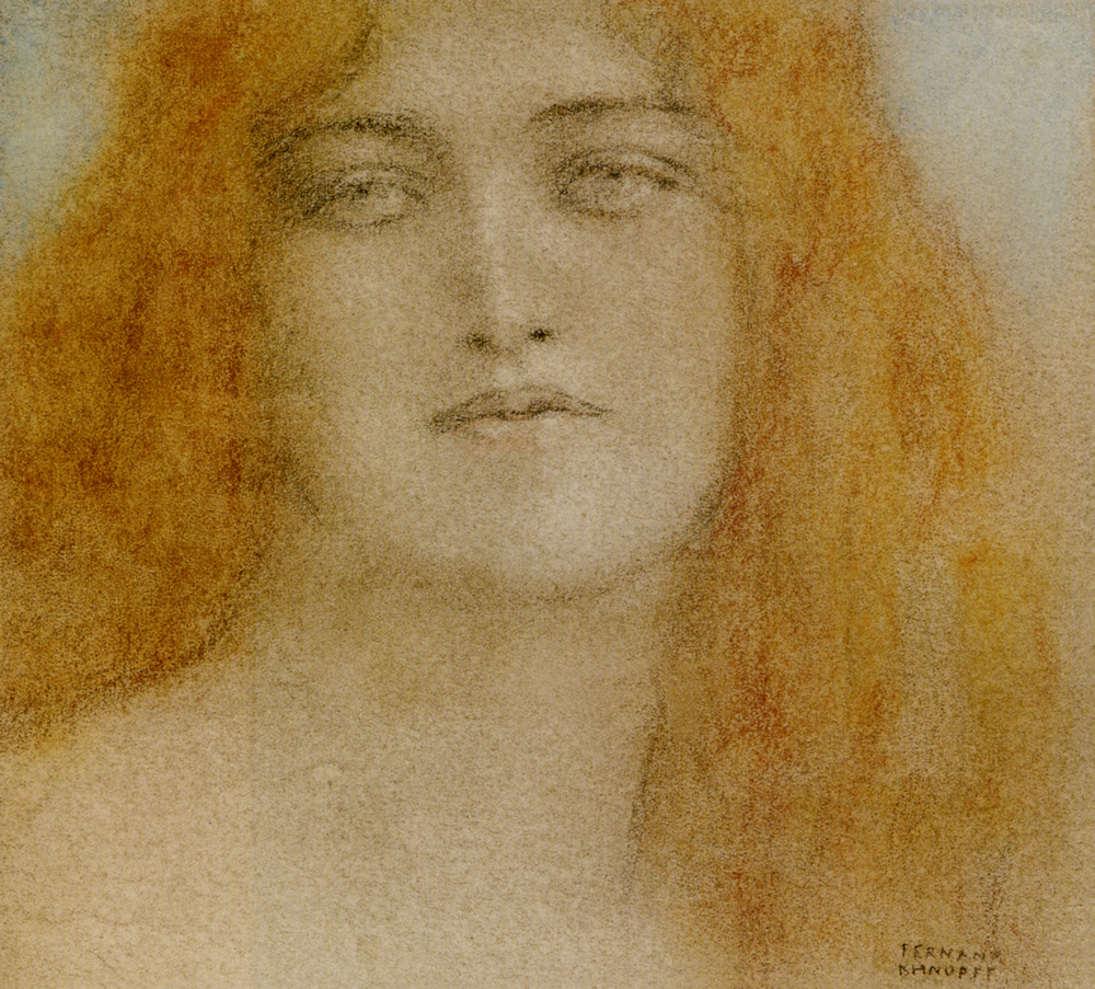 Khnopff_Fernand_Etude_De_Femme_Crayons_and_Pencil_On_Paper-large