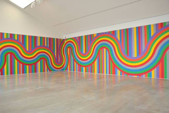 Sol leWitt Wall Drawing #1135 1500px
