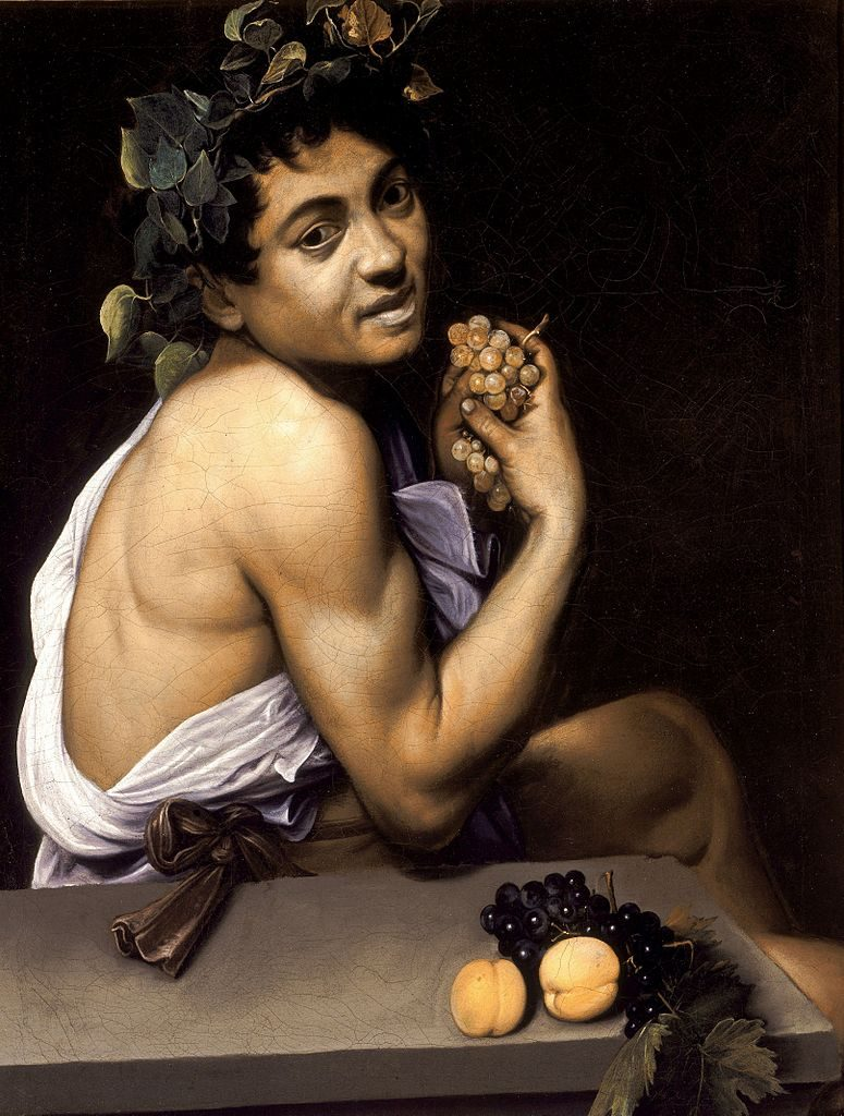 """Young Sick Bacchus,"" 1593"