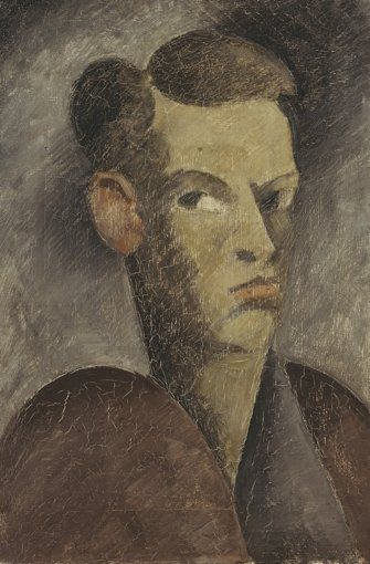 Self Portrait, 1912