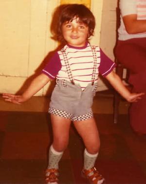 Baby Tarkan, c. 1976