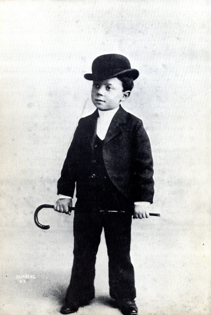 Buster Keaton, c. 1900 (age 5)