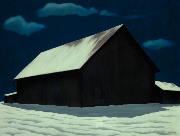 """January Full Moon,"" 1941"