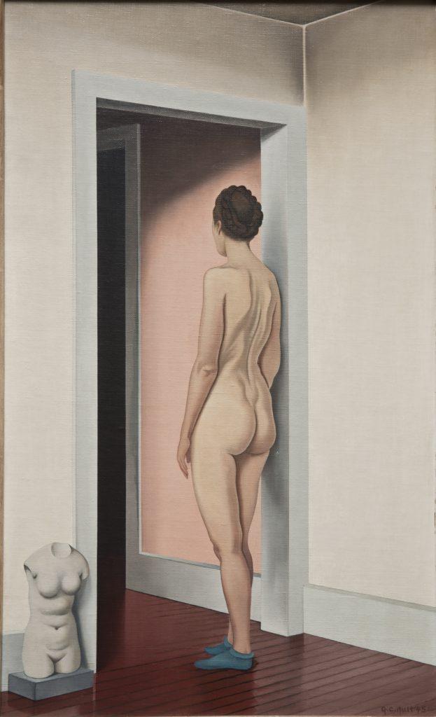 """""""Nude And Torso,"""" 1945"""