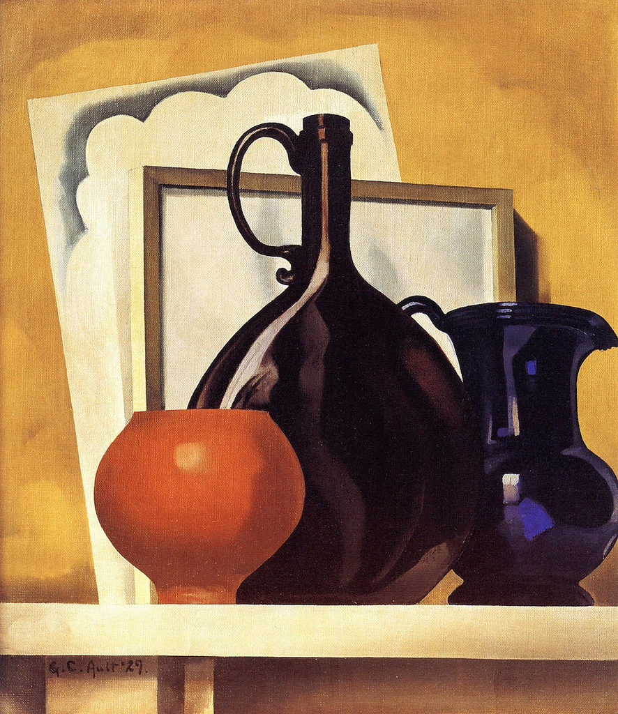 """Mantel Composition,"" 1929"