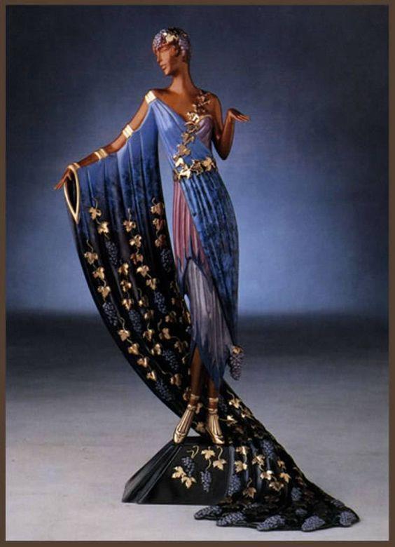 Bronze figurine, 1960's