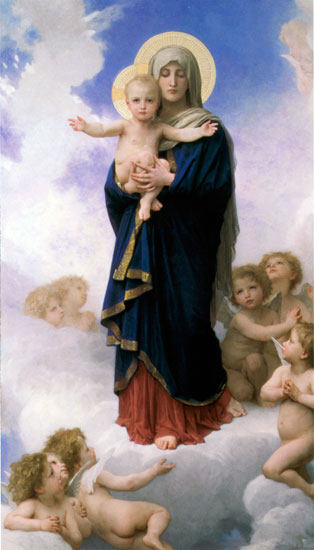 """Our Lady Of The Angels,"""