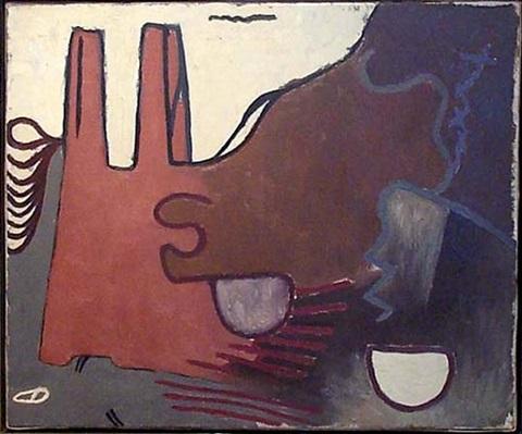 """Untitled,"" 1929"