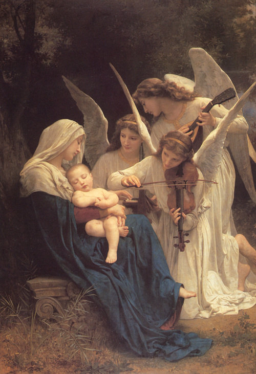 """Song Of The Angels,"" 1881"