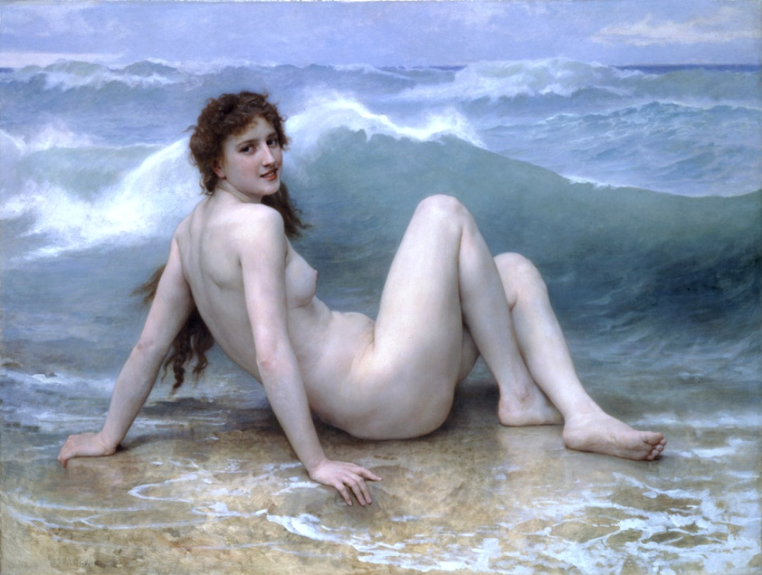 """The Wave,"" 1896"
