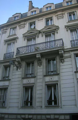 The house of Bouguereau, Paris (photo by robh)