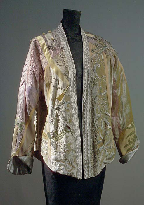 Jacket by Erté