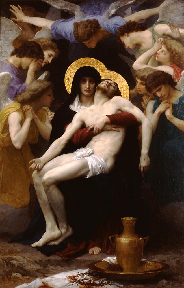 """""""Pietà,"""" 1876"""