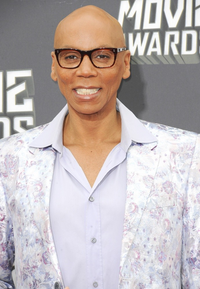 RuPaul at the 2013 MTV Movie Awards - Photo credit: Apega / WENN