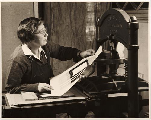 Alice Trumbull Mason, c.1958